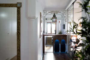 Contacto - Hostal Alhambra