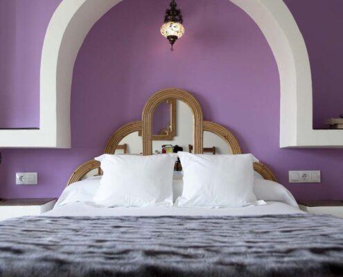 Habitación Doble Deluxe Confort - Hostal Alhambra